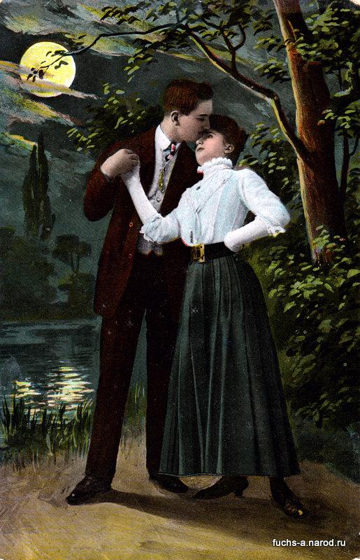 открытка 1910 г.