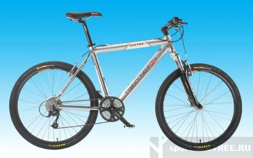 велосипед фох