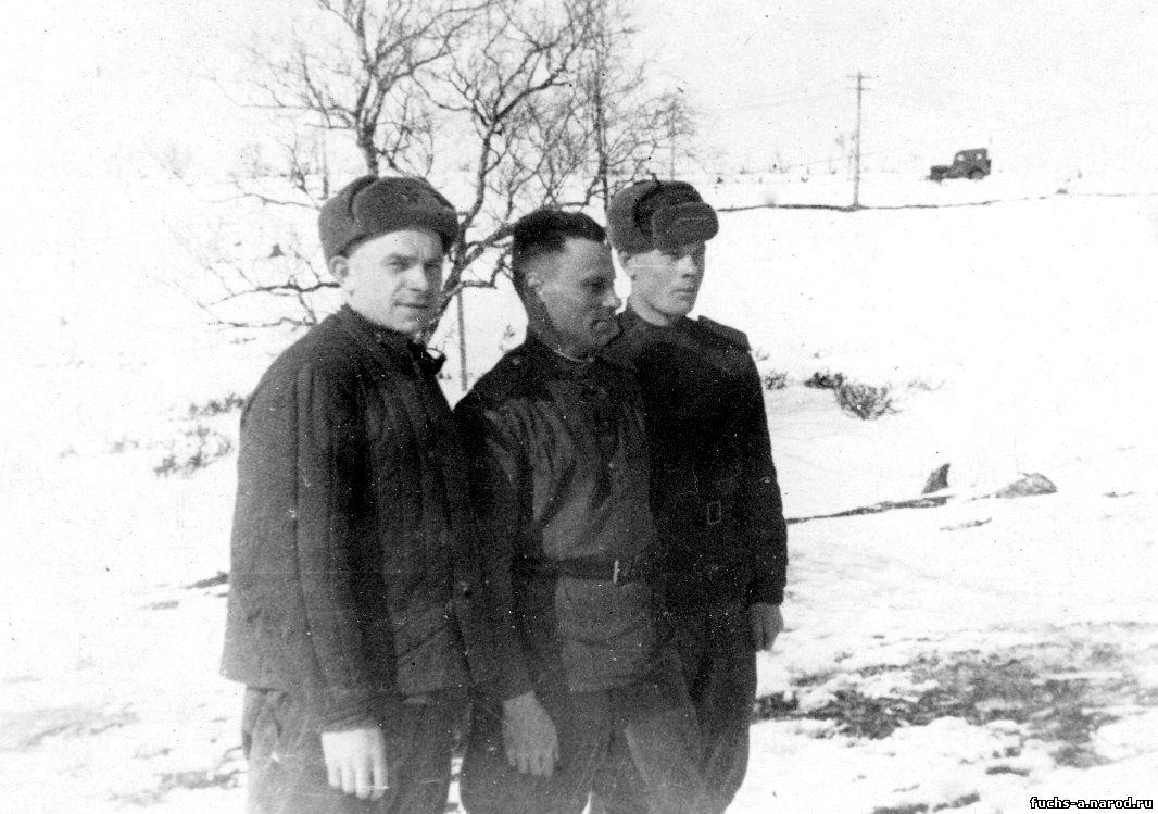 апрель 1945