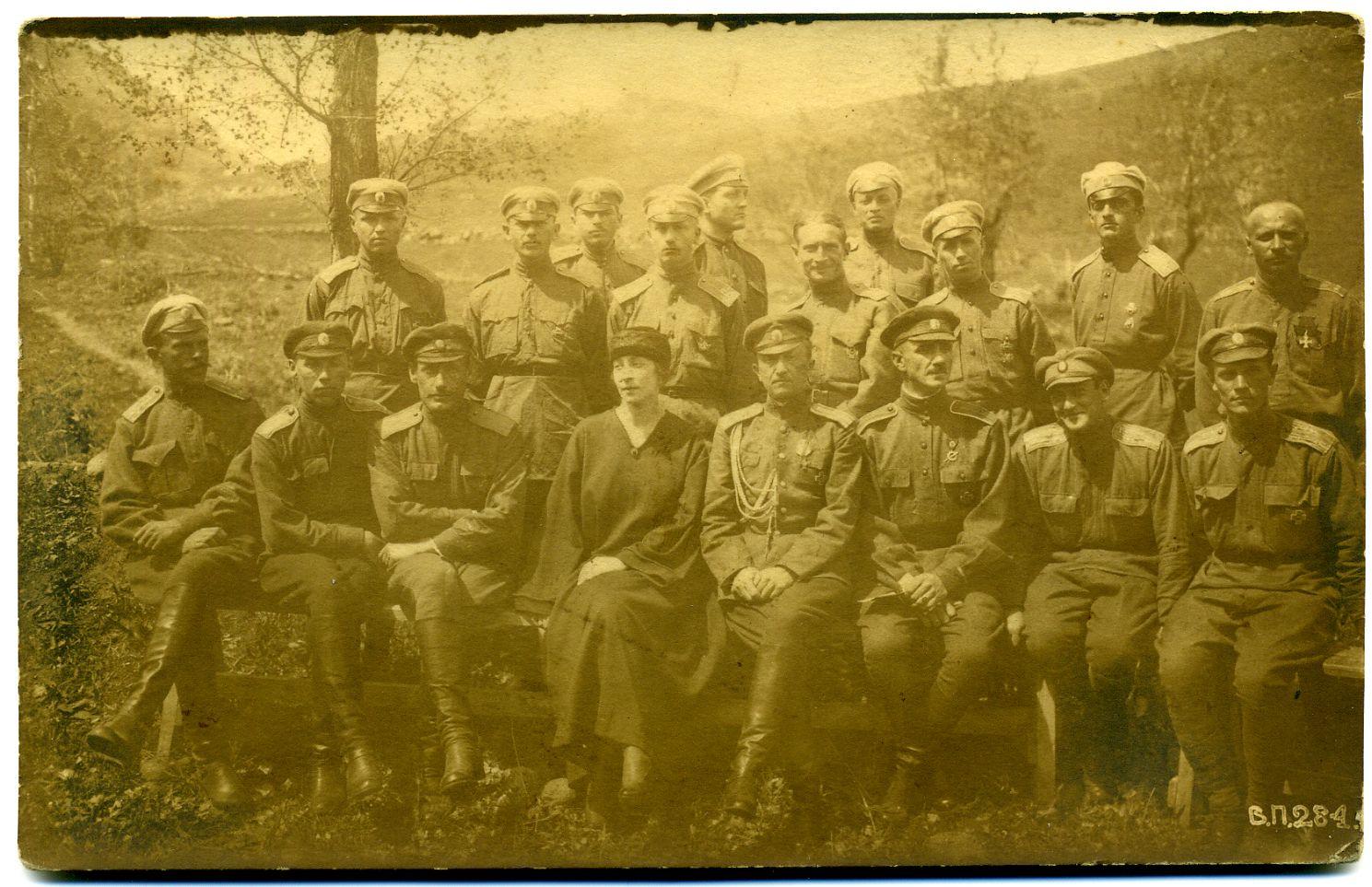 12-й Драгунский Стародубовский полк в эмиграции