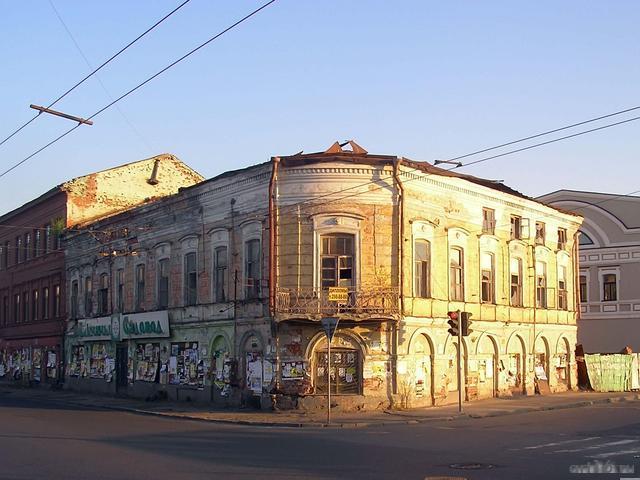 дом к.ф. фукса