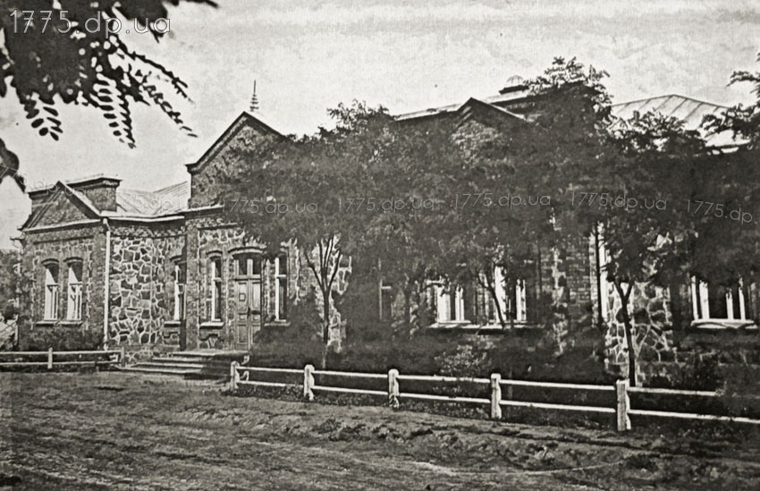 здание конторы