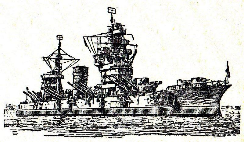 Линейный корабль