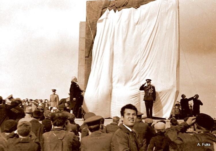 Открытие памятника-фото-1