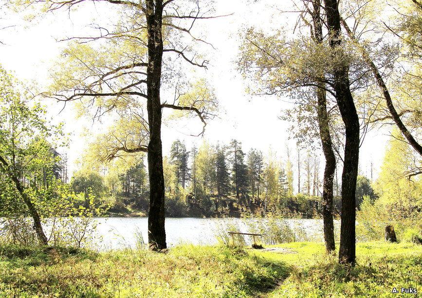 Пейзаж — Осень