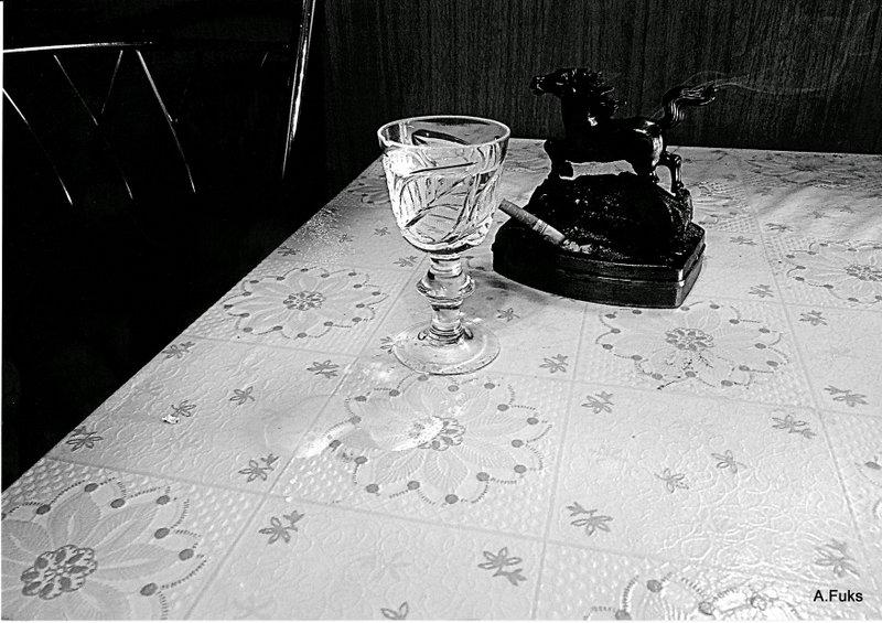 Фото натюрморта - Рюмка водки