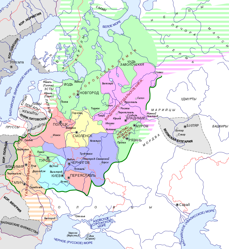Русь-карта