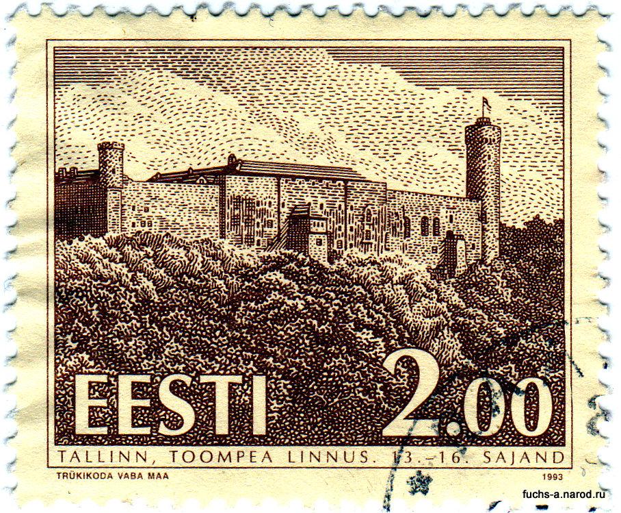 Таллин - марка