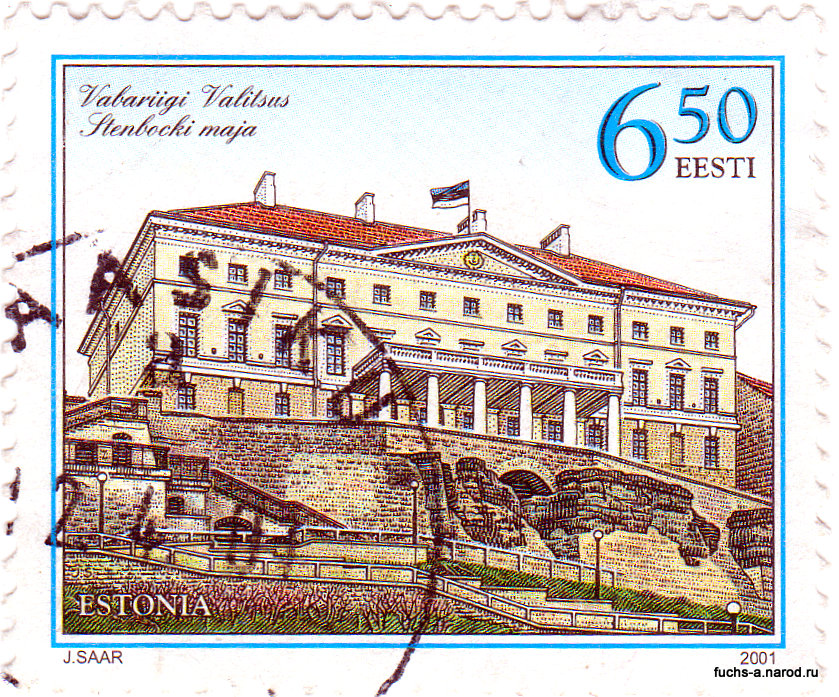 Таллинн - марка