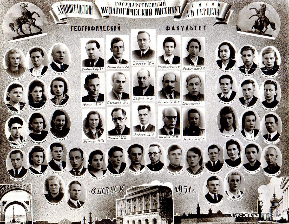 фото выпускников