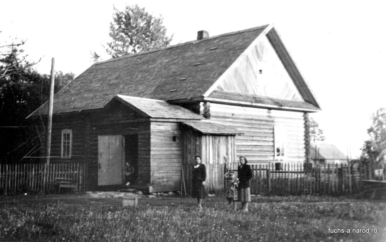 дом деда