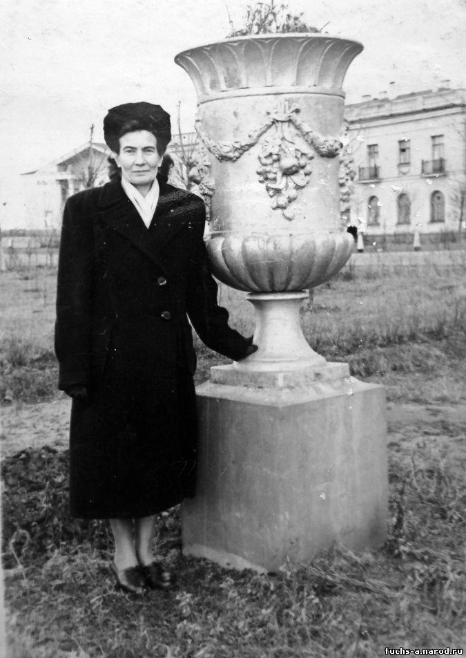 фото у вазы
