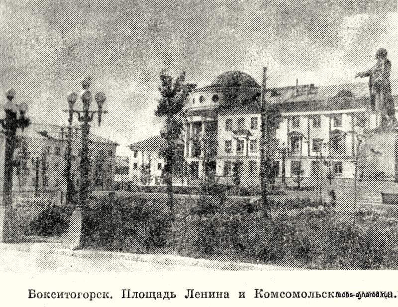 бокситогорск-фото