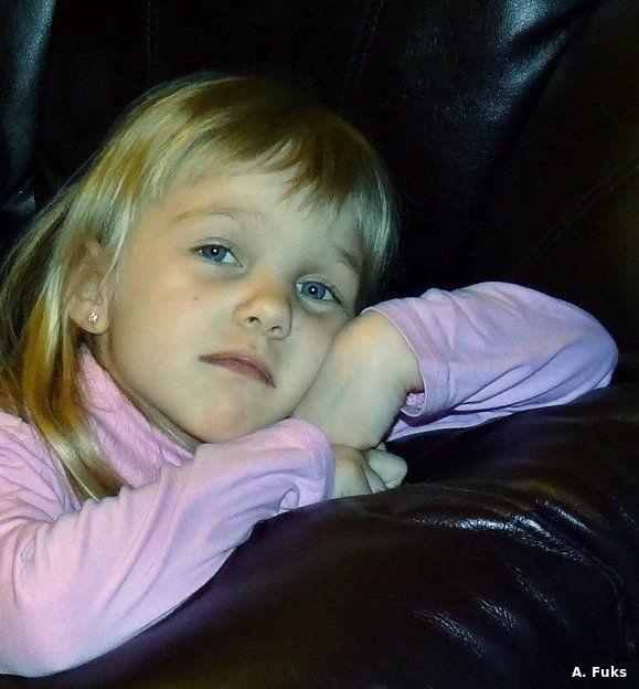 Ассорти — Диана в кресле