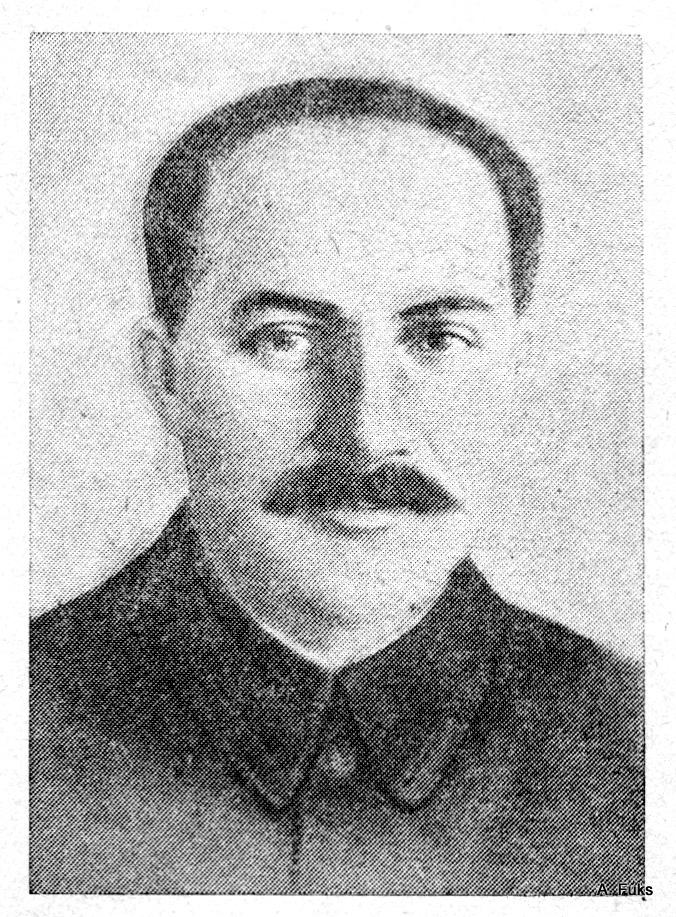 Портрет Кагоновича