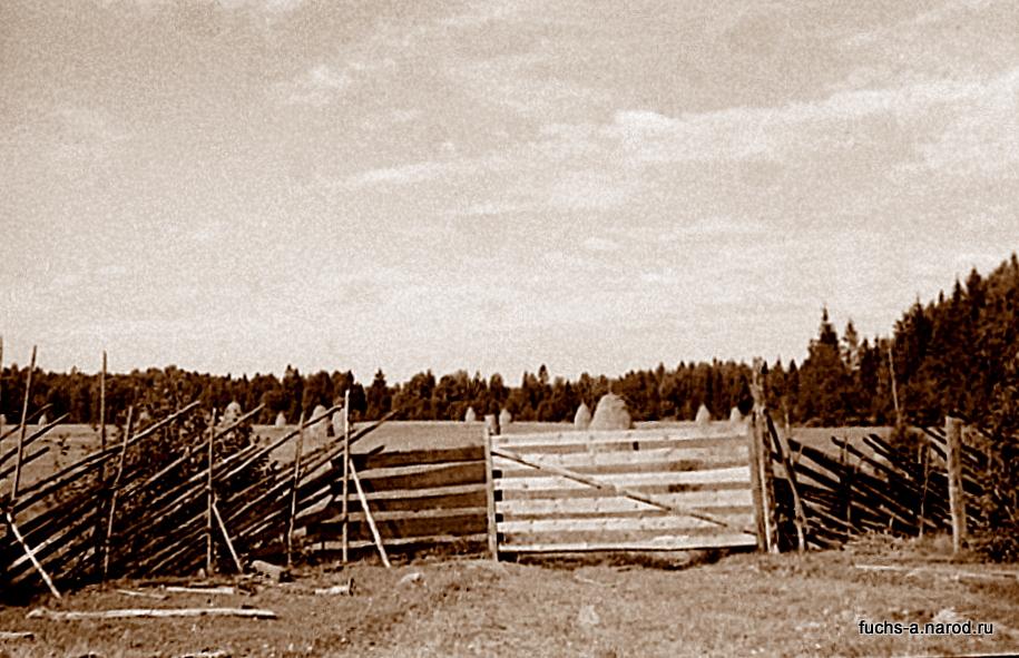 никольская ограда