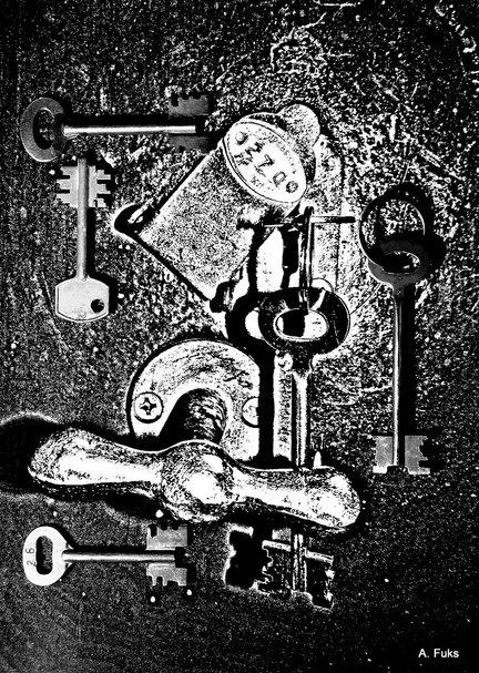 Ключи — Натюрморт
